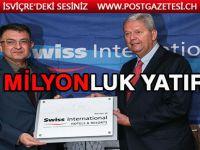 Tarihi Yarımada'ya 20 milyon avroluk İsviçre yatırımı