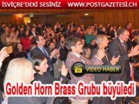 Golden Horn Brass Grubundan keyifli gece