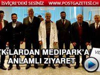 STK'lardan MEDIPARK'a Anlamlı Ziyaret
