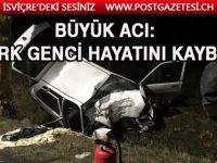 Büyük acı: 2 Türk genci hayatını kaybetti