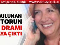 ALMAN DOKTOR ÖLÜ BULUNDU