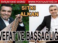 İsviçre'de tanınmış müzisyen Sıtkı Alkan vefat etti