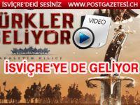 Rekora koşan Türkler Geliyor filmi İsviçre'ye geliyor