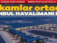 Seyahat edenlerin yüzde 25'i İstanbul Havalimanı'nı kullandı