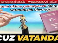 Göstermelik satışla vatandaşlık uyarısı