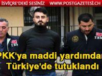 Almanya'da PKK'nın sözde Kızılayına para yardımı yapan zanlı tutuklandı