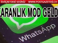 Adım Adım Whatsapp Karanlık Mod Kullanma Rehberi