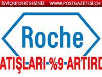 Roche'un satışları geçen yıl yüzde 9 arttı