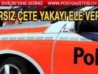TİCİNO'da hırsızlık çetesi yakalandı