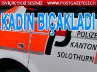 ERKEK EVİNDE YARALI BULUNDU / BİR KADIN TUTUKLANDI