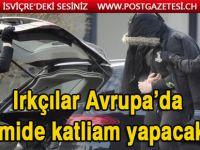 Son anda engellendi: Irkçılar Avrupa'da camide katliam yapacaktı!
