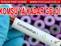 Korkulan oldu! Koronavirüsü Türkiye'nin komşusunda görüldü