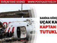 SON DAKİKA | Pegasus pilotu tutuklandı