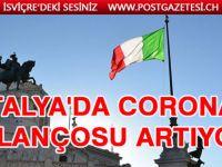İtalya'da korona virüsü bilançosu artıyor