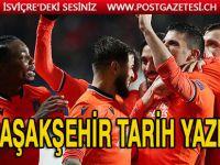 Başakşehir TARİH YAZDI  4-1