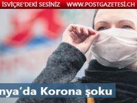 Almanya'da Korona şoku
