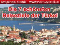 Die 7 schönsten Reiseziele der Türkei