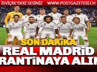 Koronavirüs (Covid 19) sporu vurdu: Real Madrid, Juventus karantinada, La Liga ertelendi, UEFA Euro 2020'nin akıbetini görüşecek