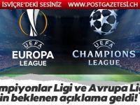 Şampiyonlar Ligi ve Avrupa Ligi corona virüsü sebebiyle ertelendi!
