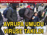 Avrupa umudu virüse takıldı