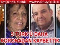 Londra'da 5 Türk'ü daha koronadan kaybettik