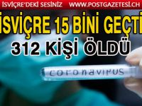 Corona Virüsü İsviçre'de hem yayılmaya hem can almaya devam ediyor