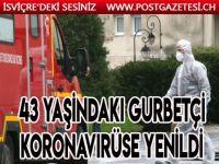 Yine yıkıldık! Fransa'da 43 yaşındaki Türk vatandaşı koronavirüse yenildi