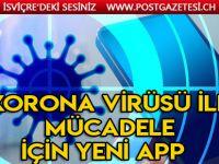 Robert Koch Enstitüsü korona virüsü ile mücadele için yeni APP geliştirdi