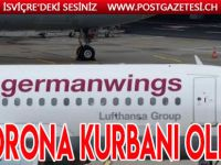 Germanwings  korona kurbanı oldu