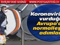 Avrupa'da normalleşme adımları