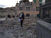 İtalya 6.2'lik depremle sarsıldı: 14 ölü
