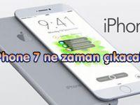 Apple, iPhone 7'nin çıkış tarihini duyurdu.
