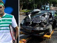 Roger Federer'i 'öldürdüler'