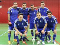 Turnuvanın şampiyonu Atletico İstanbul