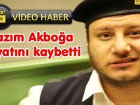 Komedyen Kazım Akboğa hayatını kaybetti