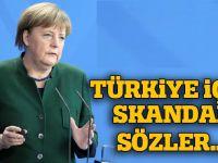 Merkel'in son bulmayan Türkiye yalanları