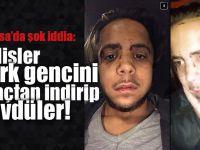 Fransa'da şok iddia: Polisler Türk gencini araçtan indirip dövdüler!
