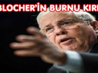 BLOCHER'İN BURNU KIRILDI