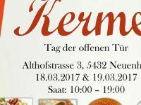 Neuenhof'ta Kermese davet