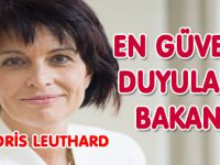 İSVİÇRE'NİN LEUTHARD'A GÜVENİ TAM!