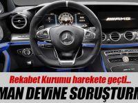 Rekabet Kurumu Mercedes-Benz Türk'e soruşturma açtı