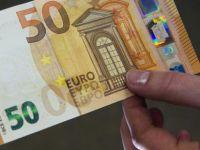 Yeni 50 euroluk banknotlar piyasada