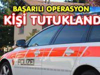 POLİS'TEN BAŞARILI OPERASYON: 8 KİŞİ TUTUKLANDI
