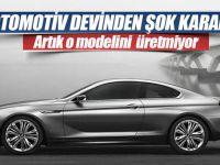 BMW 6 Serisi Coupe artık üretilmiyor