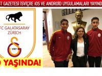 FC GALATASARAY ZÜRİH  30 YAŞINDA!