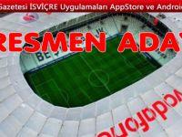 UEFA açıkladı! Vodafone Park resmen aday