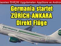 Germania startet mit Verbindung Zürich – Ankara