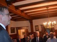 Büyükelçilikte STK'larla iftar buluşması