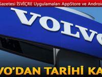 Bütün Volvo'lar 'elektriklenecek'