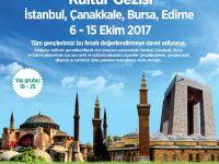 Gençlik Köprüleri Kültür Gezisi
